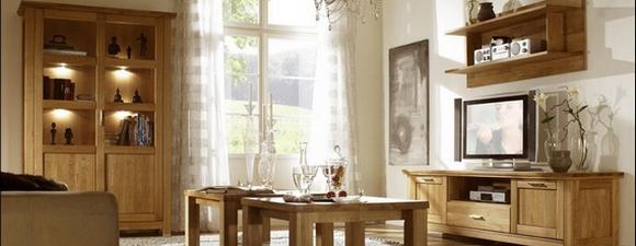 Nábytek masiv obývací pokoj